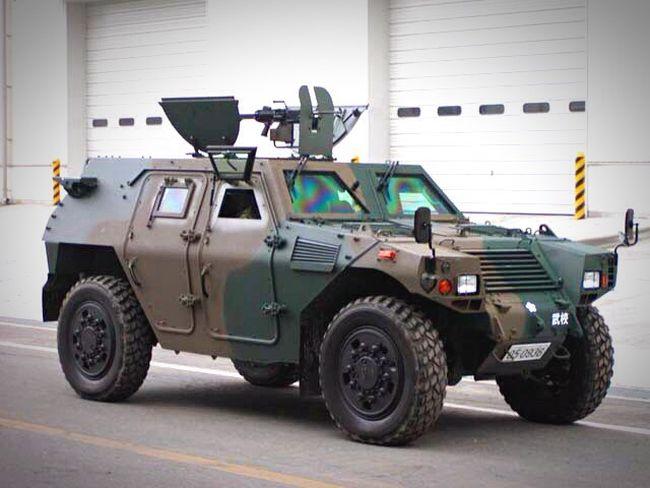 Military Vehicles JGSDF