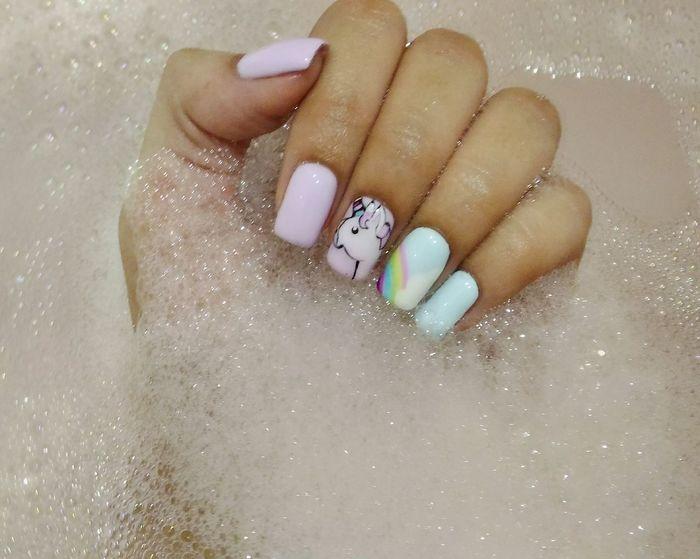 Pinkwater Nails Unicorn