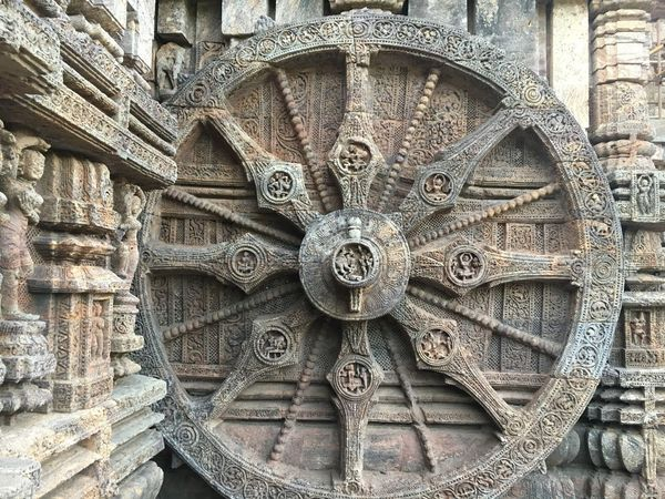 Konark Temple, India Close-up Full Frame History No People Backgrounds Pattern Bas Relief Day Spirituality Indoors  Architecture No Edit No Filter Photography No Effect No Filter No Filter Original Photography India Indian Culture  Indianphotography Indiaincredible Journey Of India Indian Journal Travelling India