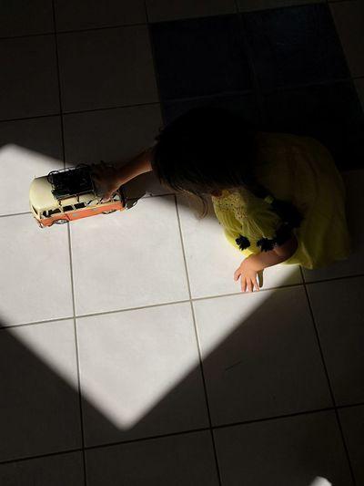 EyeEm Selects Tile High Angle View Human Hand Tiled Floor