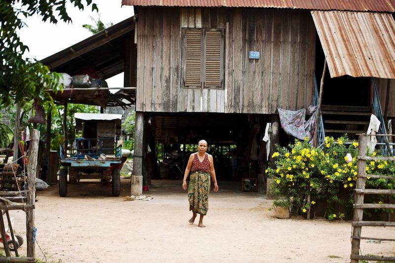 Cambodia Woman Color Portrait Streetphotography Zerofotografie.nl Hello World Cheese! Enjoying Life Taking Photos Nikon