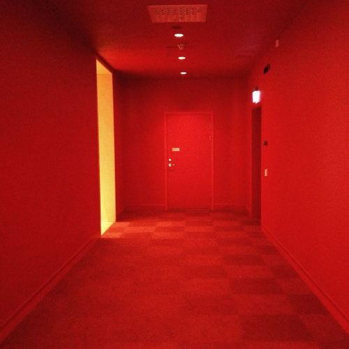 The red room Red Creative Living By DW