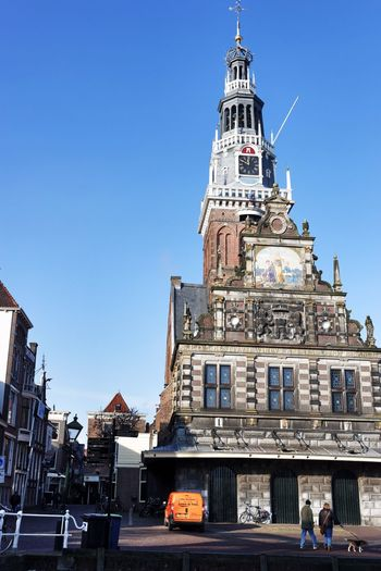 Eyes Too Low Shot On First Sight Dutch Cities Alkmaar Cityscape Canon