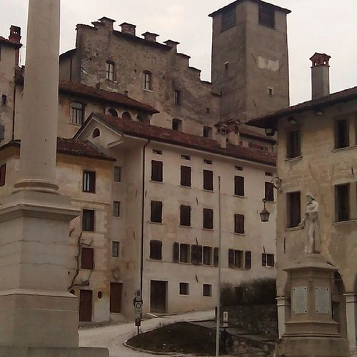 CastleofAlboino Historic Tourism Feltre belluno veneto italy visitveneto @visitveneto