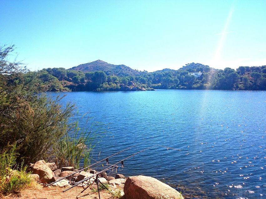 Relaxing Pesca Carpfishing Nature Naturaleza🌾🌿 Tiempo Libre Sony Z2 Photography