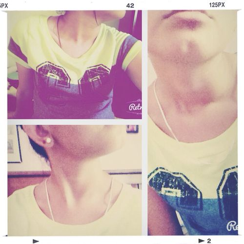 Well my neck is more like a mans neck