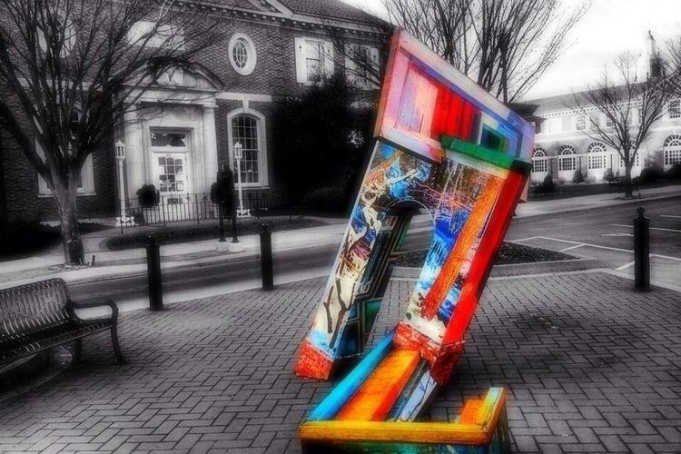 Art Of A Little Town