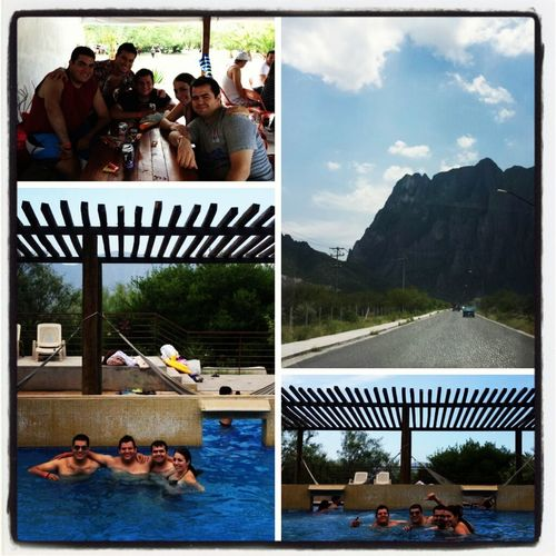 Enjoying Life Swimming Pool Nature_collection Friends