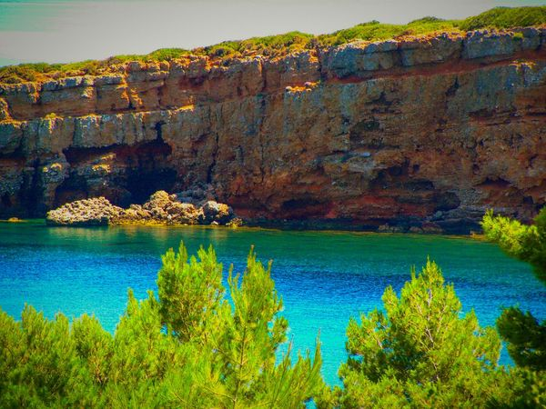 Cliff Steep Cliff Cliffs Steep Trees Cliff And Trees Greek Islands Sea Blue Sea Pine Trees Nature Scenics Outdoors Rock - Object Beauty In Nature Landscape Green Color Water Rock Rock Formation The Secret Spaces EyeEm Diversity Cliff, Trees And Sea Green Tranquil Scene Art Is Everywhere TCPM The Great Outdoors - 2017 EyeEm Awards
