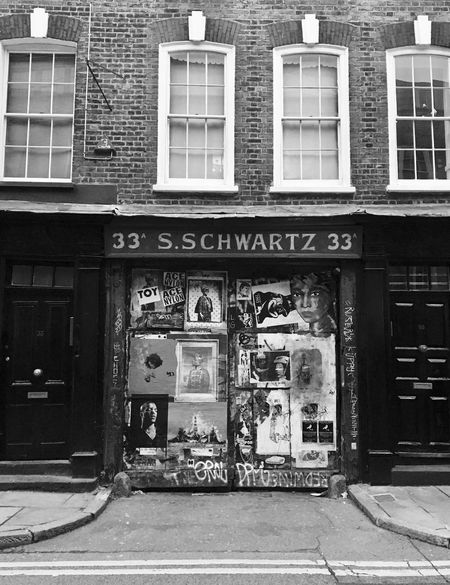 Architecture Window City Travel Photography Cityscape London Urban Façade Travel Destinations Tourism Shoreditch Graffiti Street Art Red Brick Blackandwhite Industry