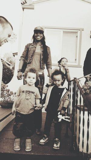 East Oakland oak Family