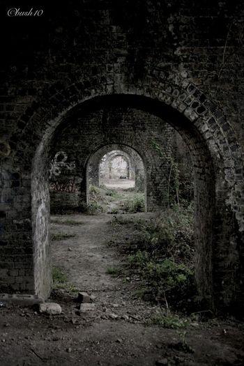 Under A Bridge Somewhere...
