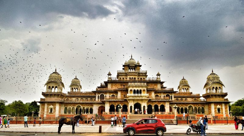 Travel Destinations Architecture Sky Bird Nature Globetrotter Travel Photography Landscape Travel Cloud - Sky EyeEm Gallery Beautiful People Jaipur Rajasthan Mochilero Travelgoals Jaipurdiaries India BestEyeemShots Besteyeemtravel