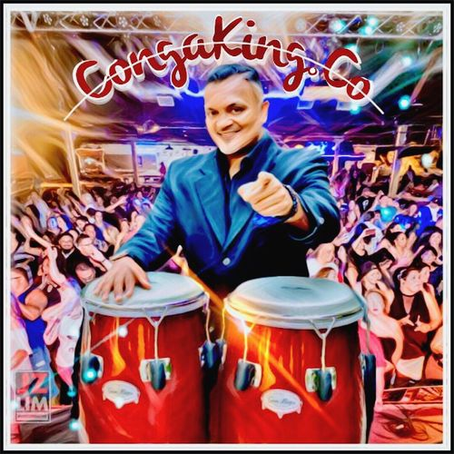 CongaKing Live Playing GonBops CaliforniaCustoms RemoPercussion NuSkyns Lpmusic