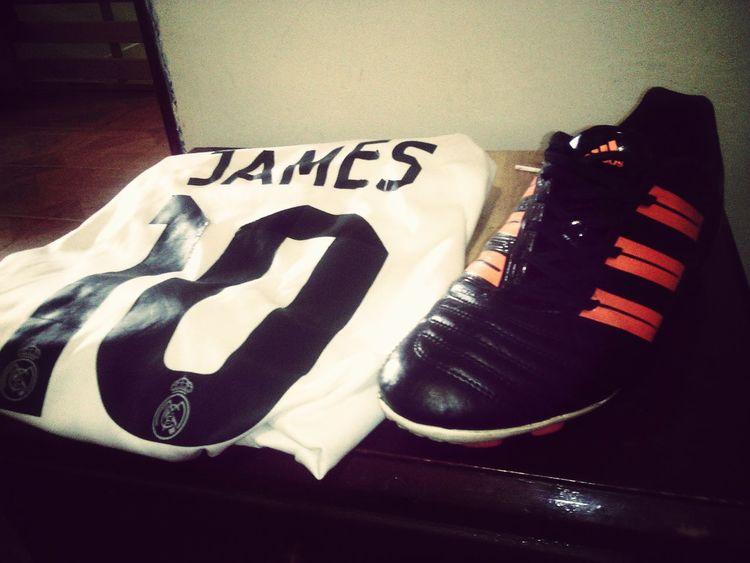 Jamesrodriguez Football Play