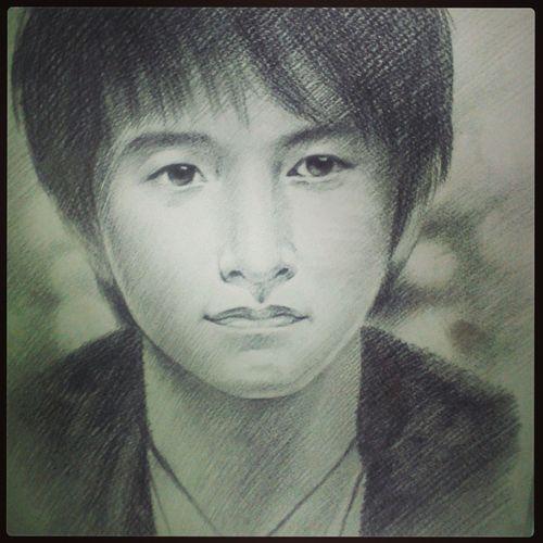 I miss you my baby. TT.TT My Super Junior. My Superman.