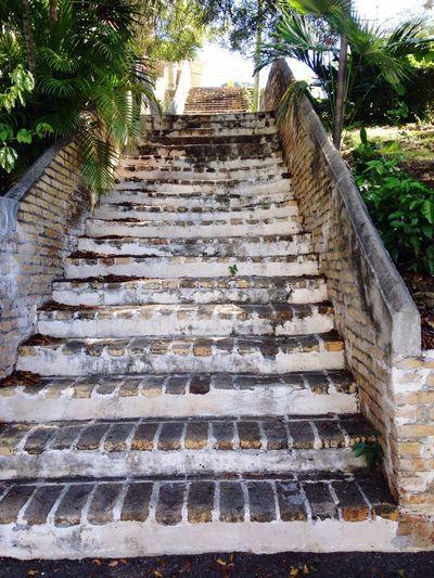 Stairway to heaven. Stthomas Cruise