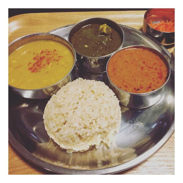 お家ミールス☆ Curry India Food Meal カレー インドカレー ミールス