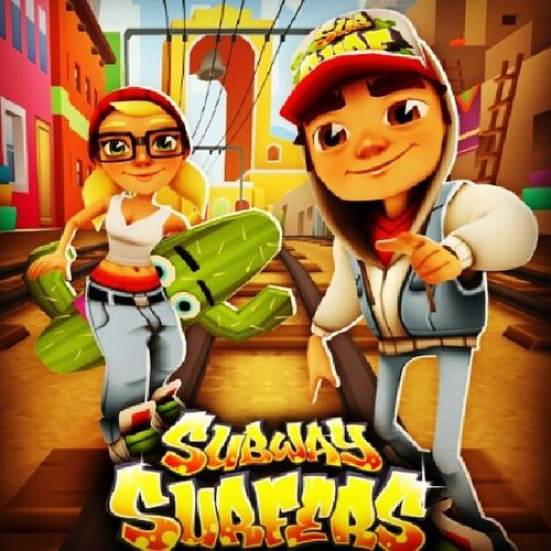 Nowplaying Subway Surfer Games AndroGame MexicoWorldTour Free BeckApps