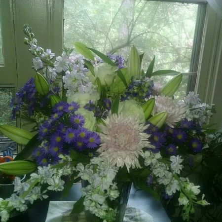 Sent to me by someone special after my car accident Enjoying Life Feeling Special Flowers