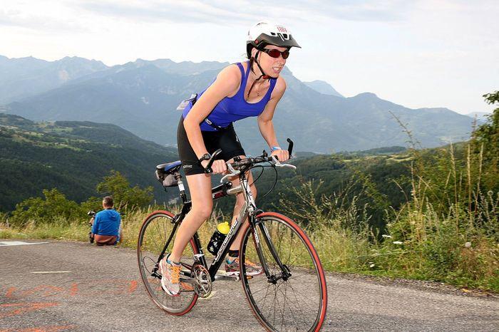 Embrun It's Me Cycling Helmet Young Women Mountain Bike Mountain Full Length Sports Clothing Sport Racing Bicycle TRIATHLON Triathlete