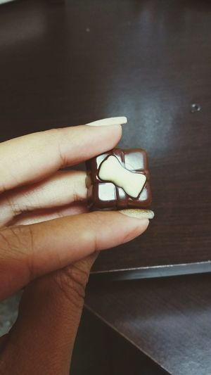 chocolate lover Human Hand Human Body Part Ring One Person Human Finger Jewelry Adults Only