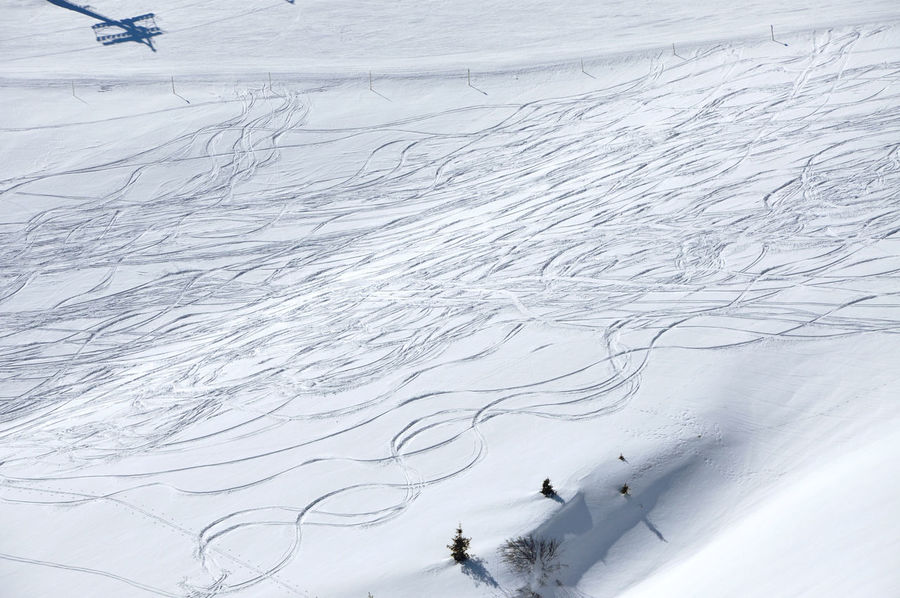 Ski piste, slopes in Kitzsteinhorn ski resort, Austria Alps Austria Cold Temperature Cross-country Race Cross-Country Skiing Day Freestyle Skiing Kaprun, Austria Kitzsteinhorn Landscape Mountains Nature Outdoors Piste Ski Skiing Slope Slopes Snow Snow Covered Snowboard Snowboarding Sunny Day Winter Winter Holidays