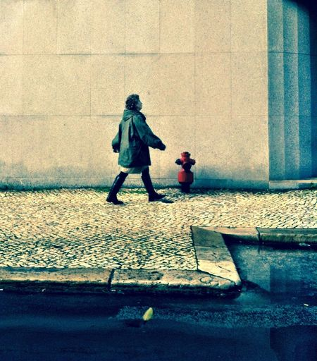 RGB Redgreenblue Basics Streetphotography Woman