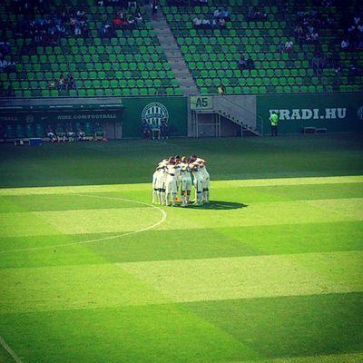 Ferencváros Fradi FTC  Utolsómeccs Mennyei Hajrafradi Zöldfehér Groupamaarena Lastmatchoftheseason Football