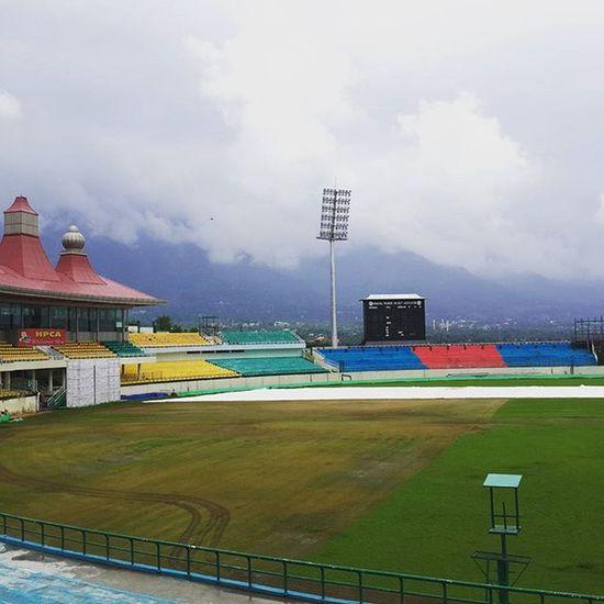 Dharamshala Cricketstadium