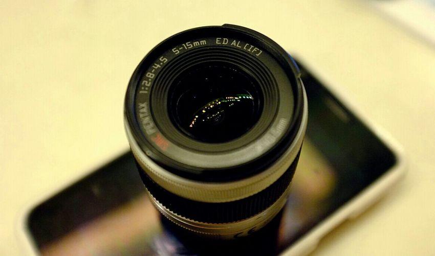 PENTAX Q Zoom Lens Camera Must Have @korea seoul namdaemunro @Fujifilm X100
