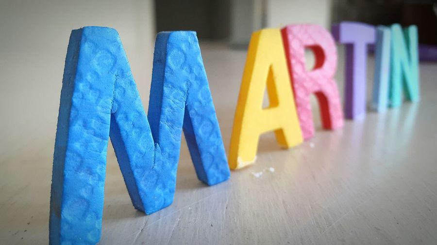 Nombres Nombre Soft Colors  Name Martin Nombre 3D
