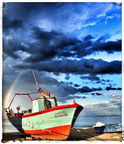 Water Nautical Vessel Sea Cloud - Sky Sky Transportation Mode Of Transportation