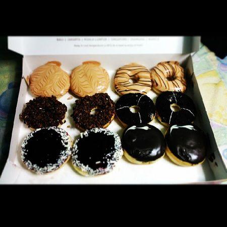 JCo donuts ;-) Jco Jcodonuts Franxhiz Donuts