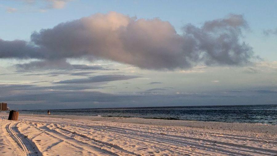Water Sea Beach Sand Dune Mountain Sunset Sand Astronomy Arid Climate Salt - Mineral