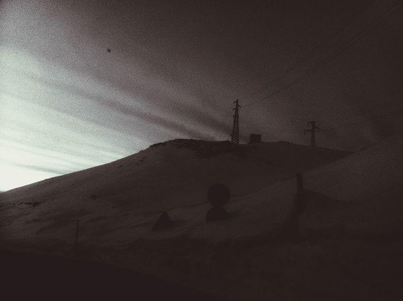 Fltrlive Blackandwhite Landscape Andorra