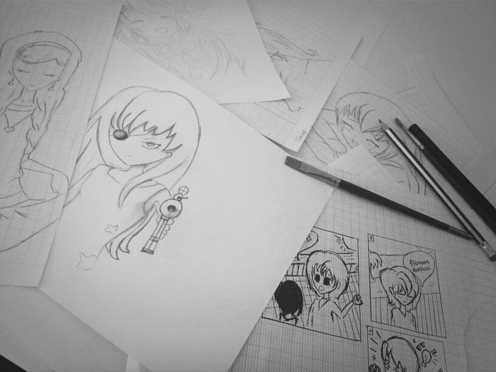 this's the end bye my pens my papers bye my hobby (drawing ) bye forever :( </3