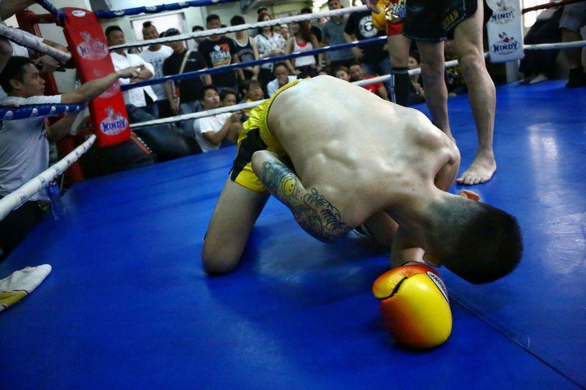 中蛋了 Billy Gym's, Inter- Gym's Thai Boxing HKMTA MAUY THAI Alternative Fitness Portrait Photography Things I Like Light And Shadow Light And Shadows Hong Kong