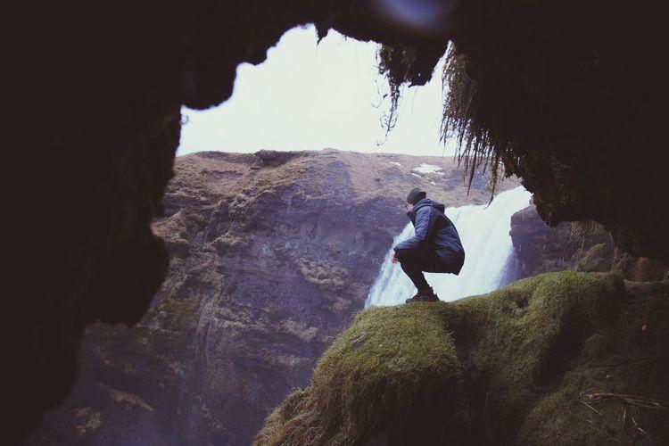 Sightseeing Iceland