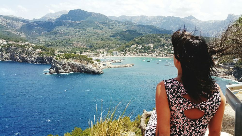 Mallorca❤️ Place of Heart Port De Sóller Your Ticket To Europe