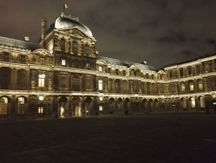 Le Louvre First Eyeem Photo