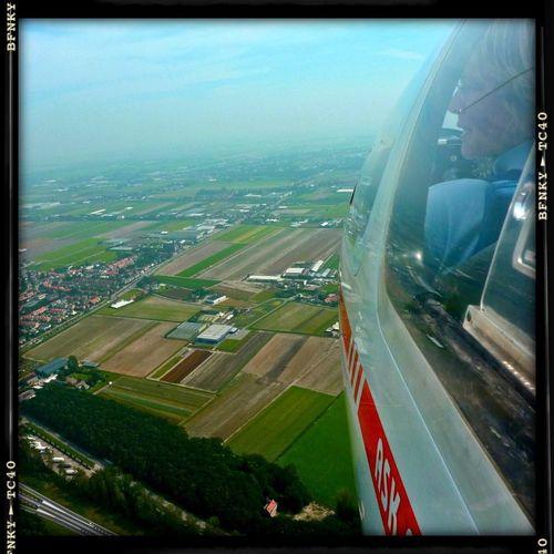 I'm gliding