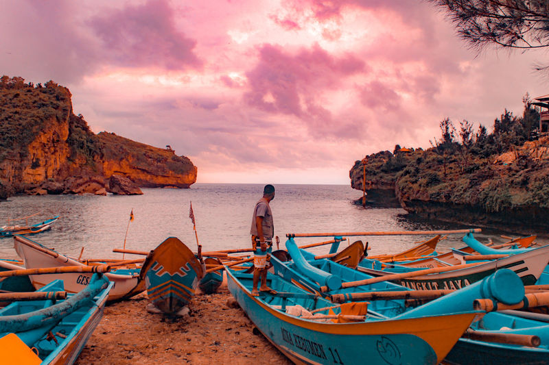 Pemandangan Pantai yang cukup indah Photography Like Love ♥ Picture Photo New #beautiful #beach #sun #nature #water #TagsForLikesApp #TFLers #ocean #lake #instagood #photooftheday #beautiful #sky #clouds #cloudporn #fun #pretty #sand #reflection #amazing #beauty #beautiful #shore #waterfoam #seashore #waves #wave #Indonesia #likeforlike #likemyphoto #qlikemyphotos #like4like #likemypic #likeback #ilikeback #10likes #50likes #100likes #20likes #likere #Amazing #photography #photo #photos #pic #pics #TagsForLikes #picture #pictures #snapshot #art #beautiful #instagood #picoftheday #photooftheday #color #all_shots #exposure #composition #focus #capture #moment Nautical Vessel Sea Full Length Beach Sunset Fisherman Water Galaxy Moored Sand Capture Tomorrow It's About The Journey Moments Of Happiness
