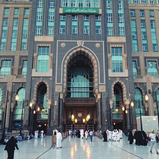 Abraj Al Bait Masjid Al-Haram المسجد الحرام Masjid Makkah Al Mukaramah Skyscraper Makkah Vermont