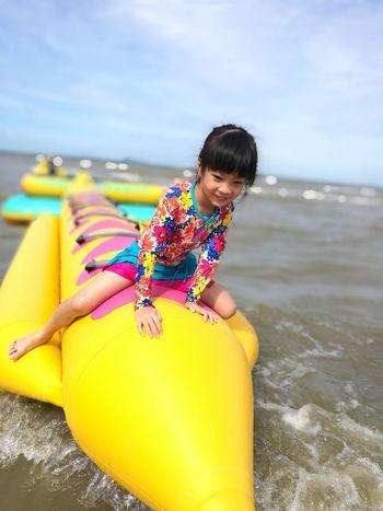 Thailand Beach Banana Board