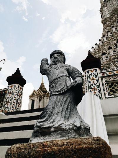 Temple Wat-arun
