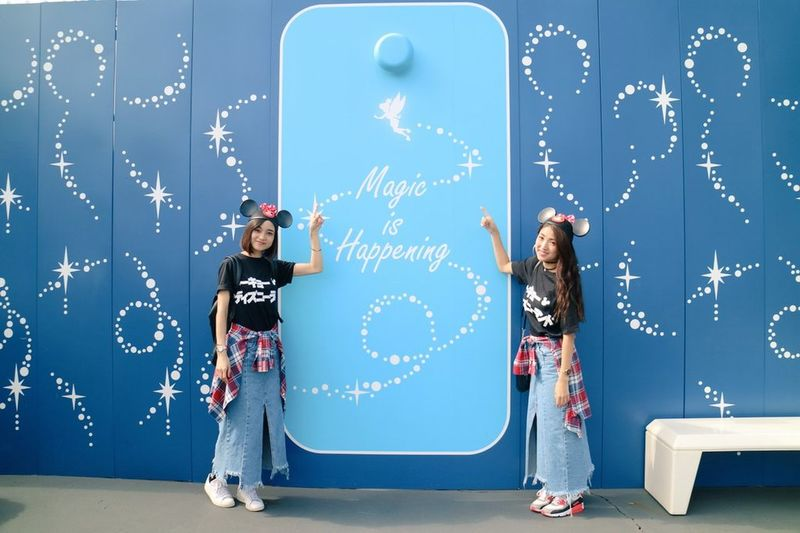 👩 × 💗 Bbf<3 Code TDL Tokyo So Cute<3 Happiness Girls Fashion Day