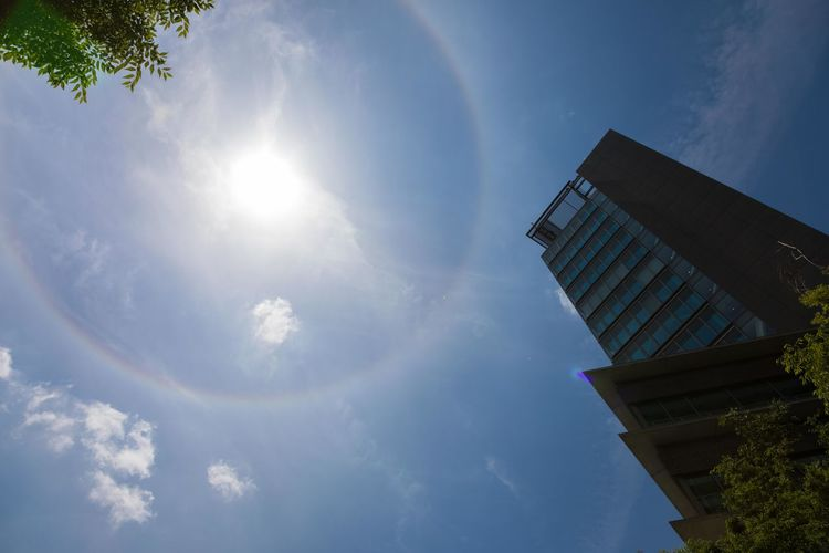 halo ハロ Halo OSAKA Japan Japan Photography City Modern Sky Architecture Building Exterior Built Structure