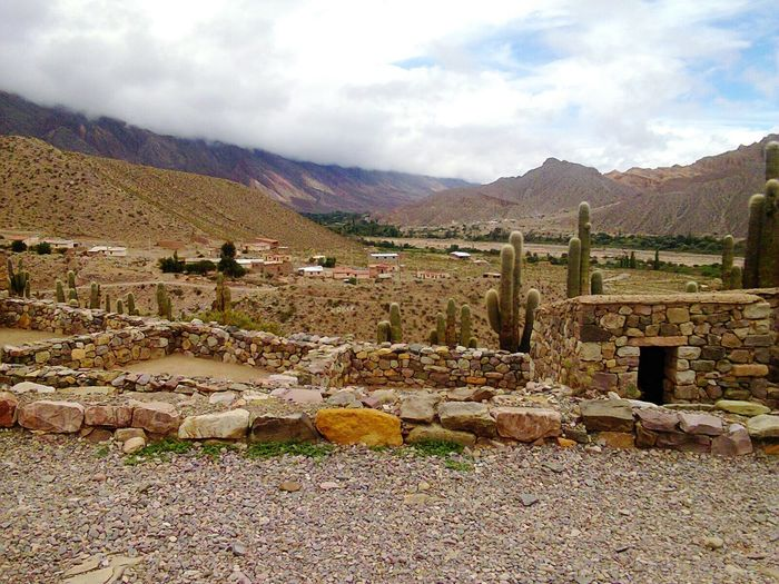 Tilcara Relaxing Hello World Jujuy, Argentina Montains    Jujuy Landscape Pucara