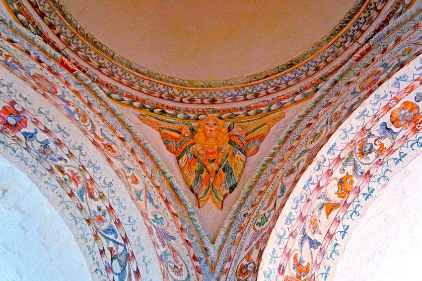 👼🏿 Low Angle View Built Structure Architecture Ceiling Spirituality Place Of Worship EyeEmNewHere EyeEm Gallery Cúpula EyeEm Best Shots Cajamarca-Perú Angel Angels Laviniafenton Baroque Architecture Architecture Beautiful Indoors